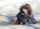Ледоходы для детской обуви: простое решение сложной проблемы